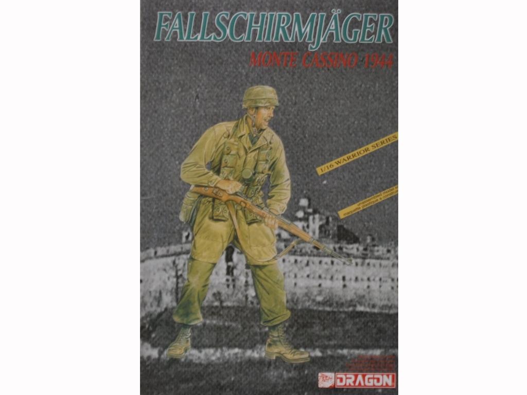 Fallschirmjager Monte Cassino 1944 (Vista 1)