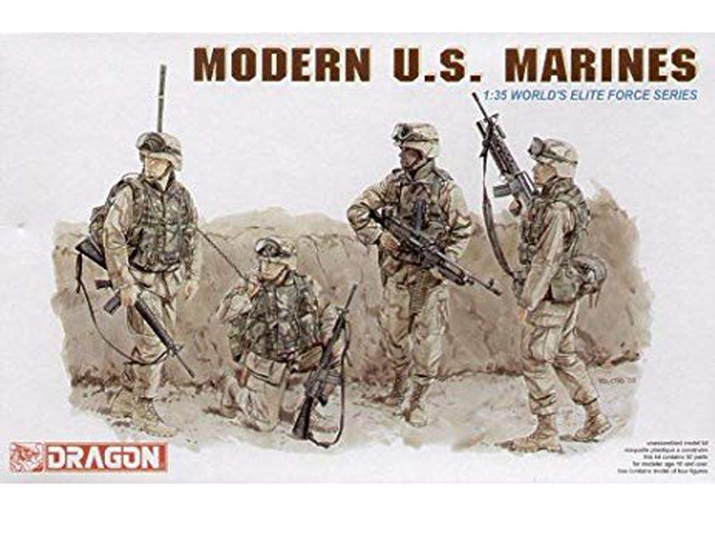 Marines US modernos (Vista 1)