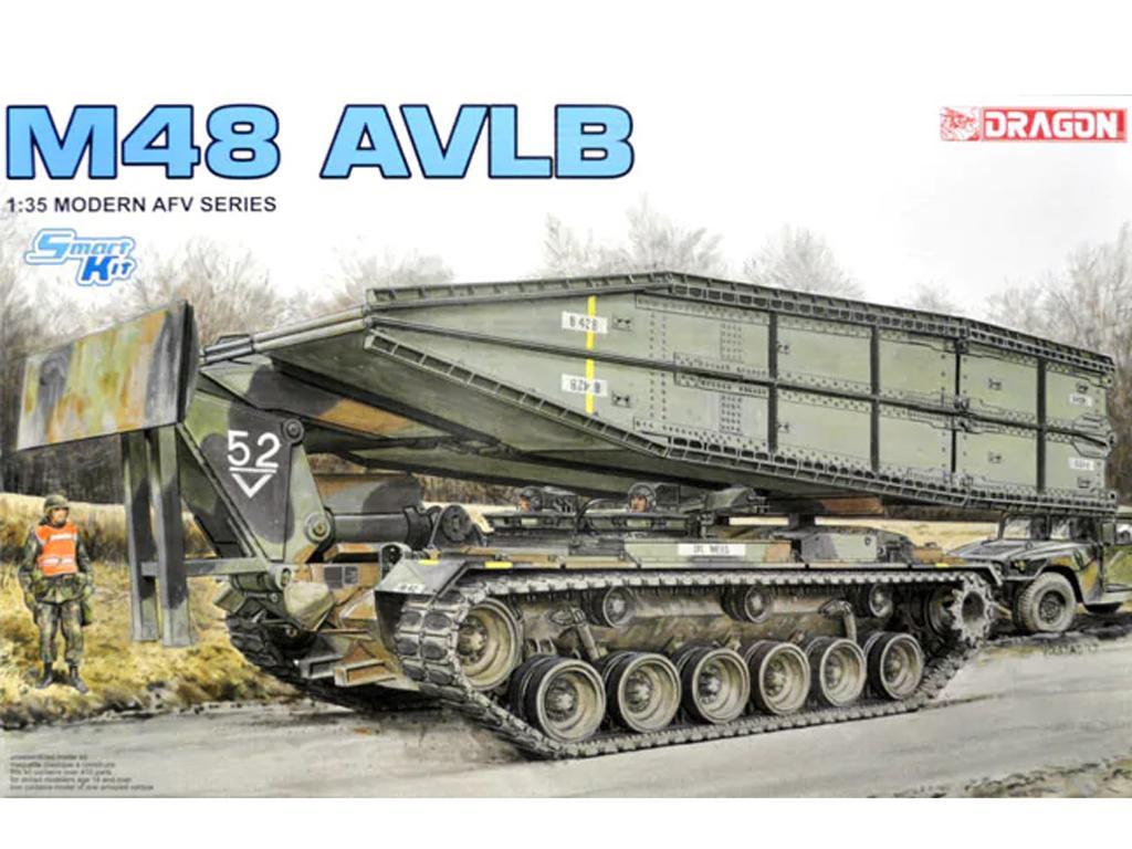 M48 AVLB (Vista 1)