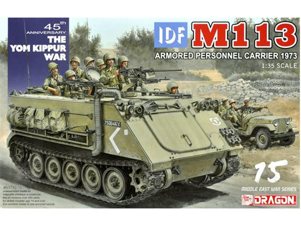 IDF M113 Armored Personnel Carrier - Yom Kippur War 1973 (Vista 1)