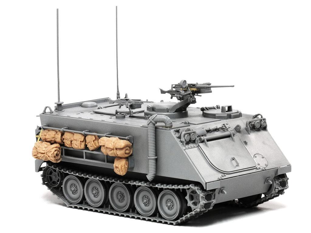 IDF M113 Armored Personnel Carrier - Yom Kippur War 1973 (Vista 2)
