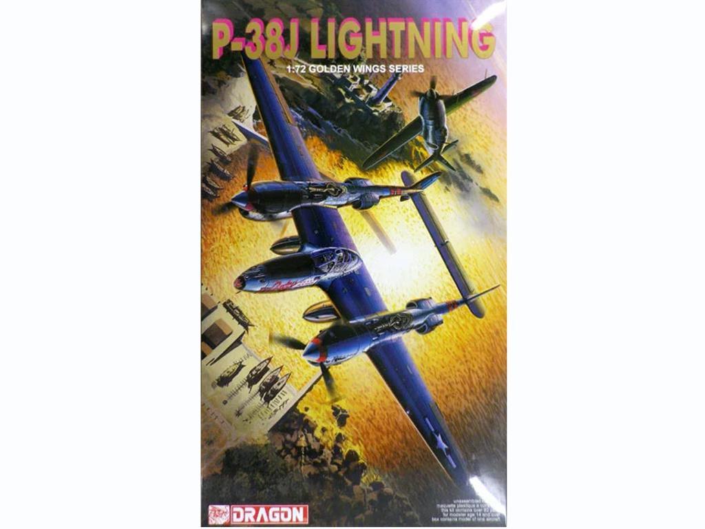 P-38J Lightning (Vista 1)