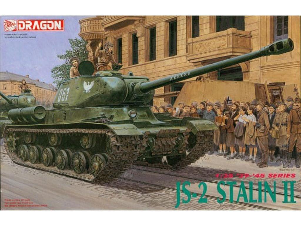 JS-2 Stalin II (Vista 1)