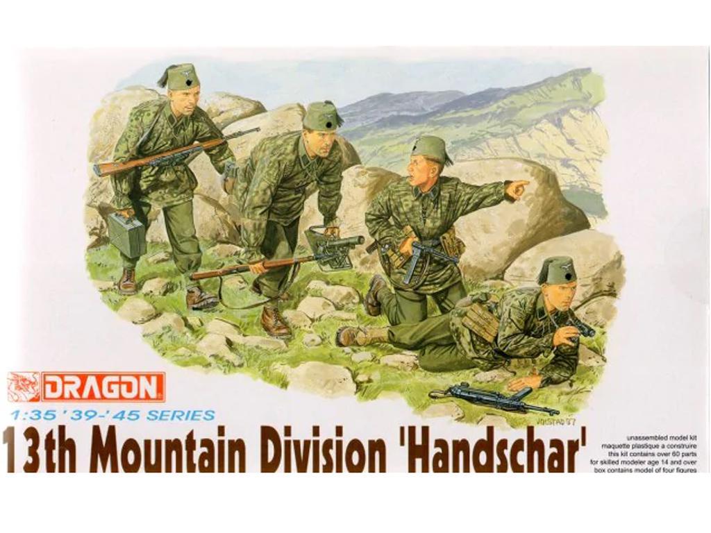 13ª División de Montaña Handschar (Vista 1)