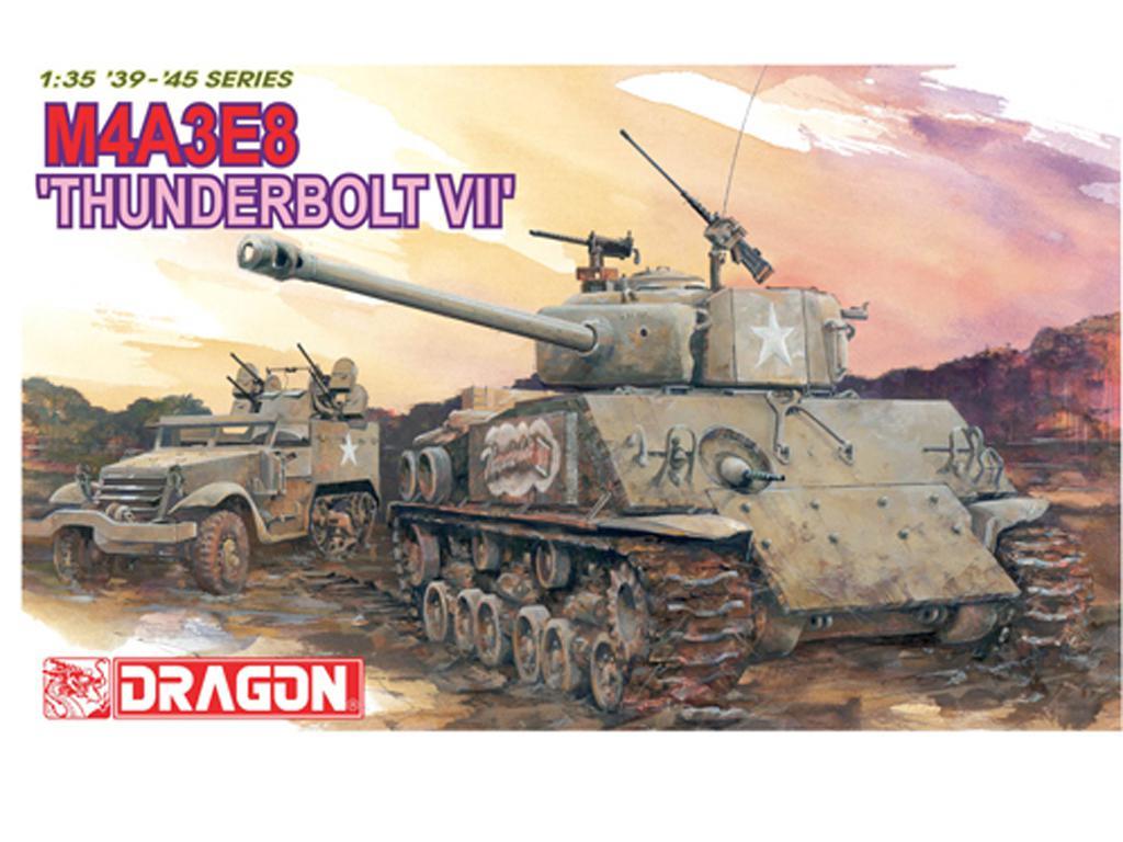 M4A3E8 Thunderbolt VII (Vista 1)