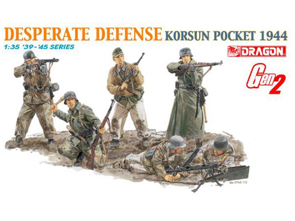 Desperate Defence Korsun Pocket 1944 (Vista 1)
