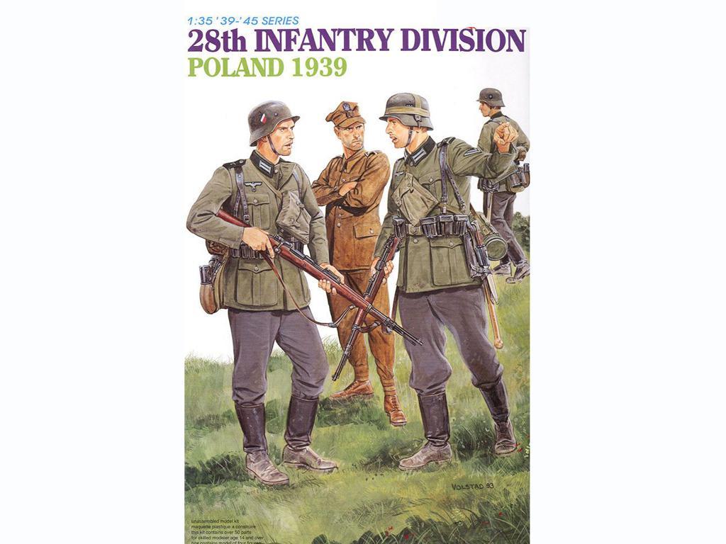 Infanteria Alemana ,Polonia 1939 (Vista 1)