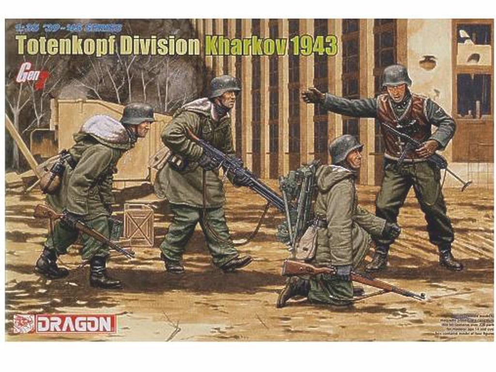 Totenkopf Division Kharkov 1943 (Vista 1)