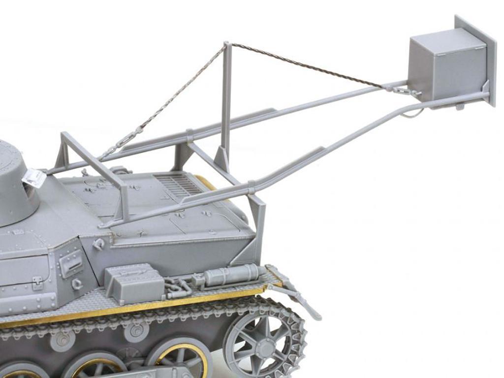 Pz.Kpfw.I Ausf.B Explosive Installation  (Vista 2)