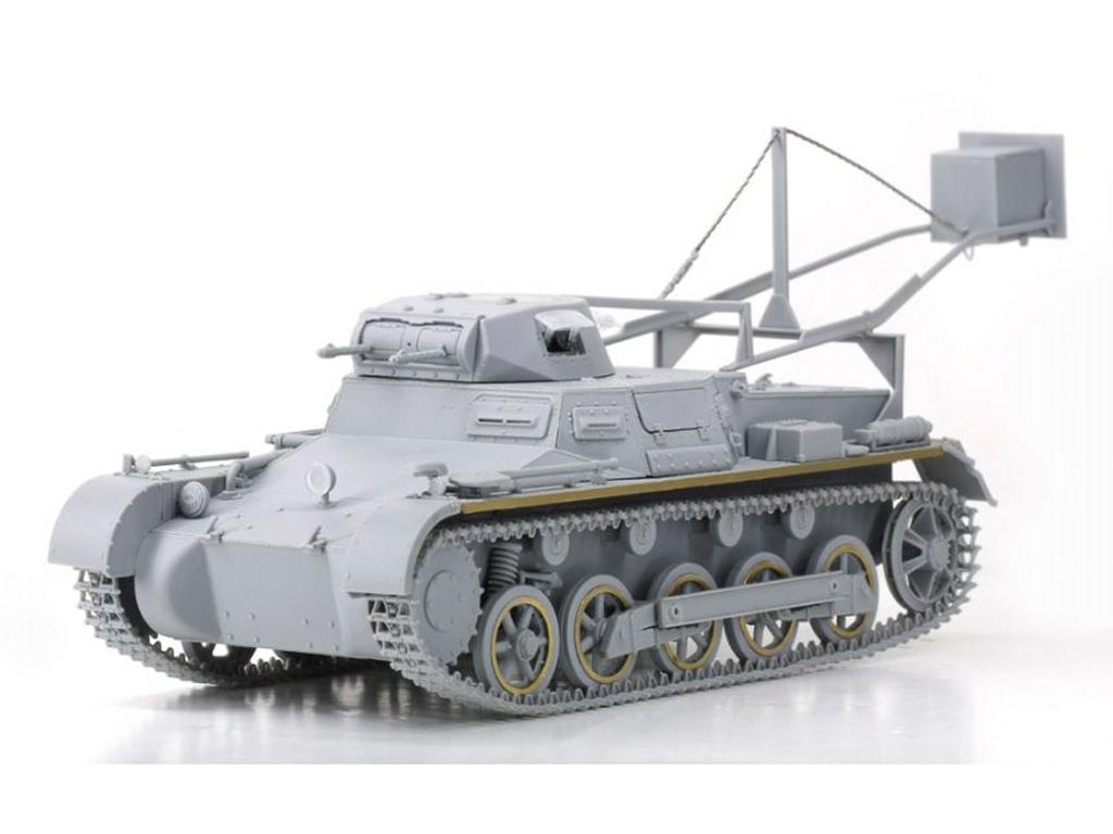 Pz.Kpfw.I Ausf.B Explosive Installation  (Vista 3)