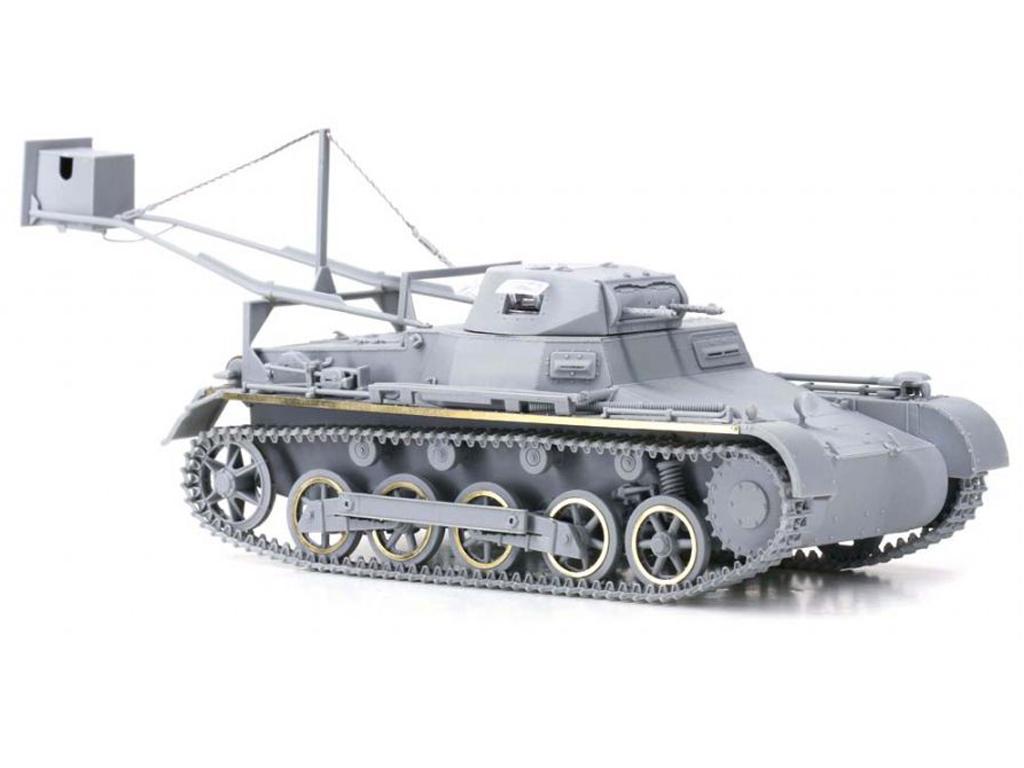 Pz.Kpfw.I Ausf.B Explosive Installation  (Vista 4)