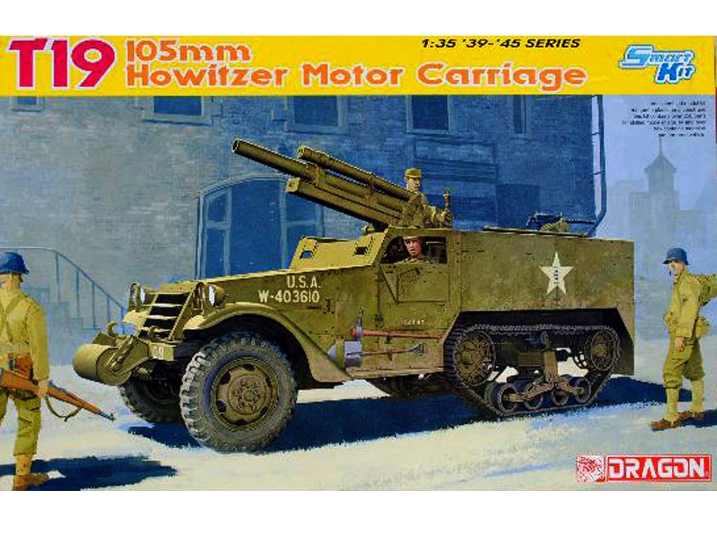 T19 105mm Howitzer (Vista 1)