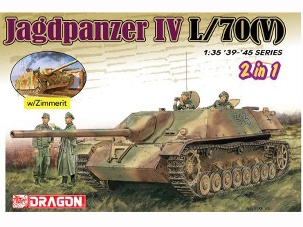 Jagdpanzer IV L/70(V) (Vista 1)