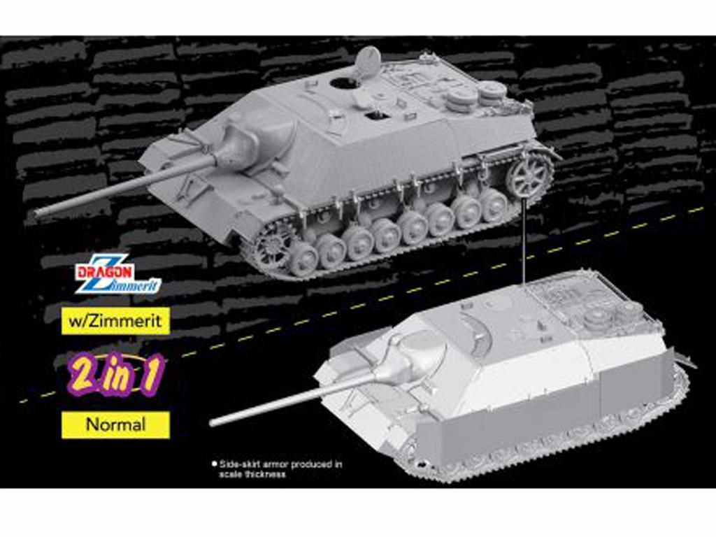 Jagdpanzer IV L/70(V) (Vista 3)