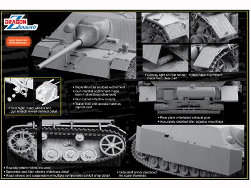 Jagdpanzer IV L/70(V) (Vista 4)