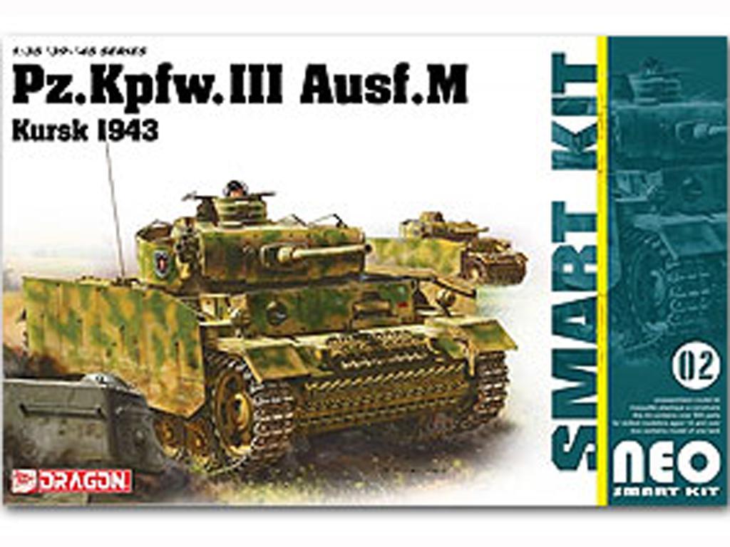 Pz.Kpfw.III Ausf.M Kursk 1943 (Vista 1)