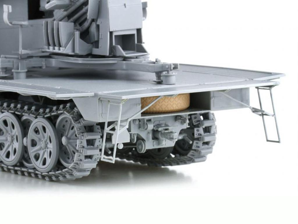 Sd.Kfz.7/1 2cm Flakvierling 38 w/Armor C (Vista 2)