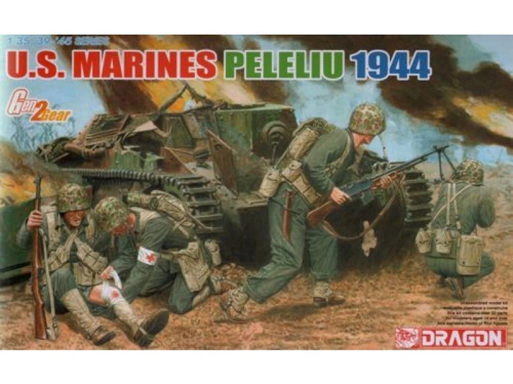 U.S. Marine Peleliu 1944 (Vista 1)