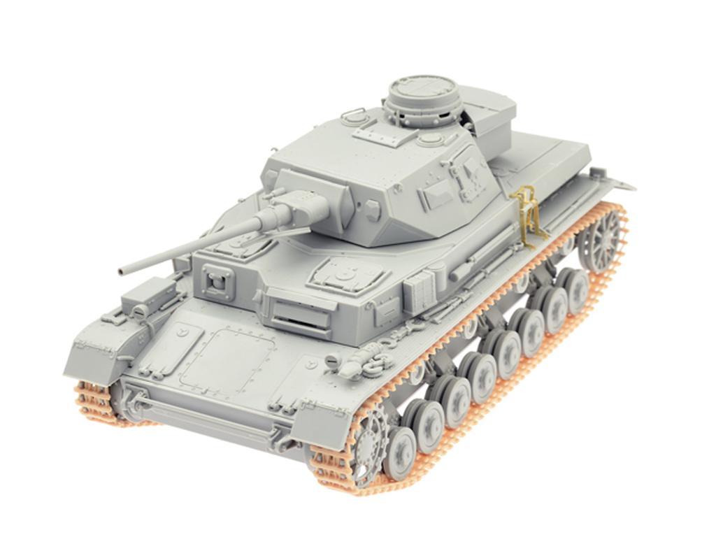 Pz.Kpfw.IV Ausf.D w/5cm L/60 (Vista 2)