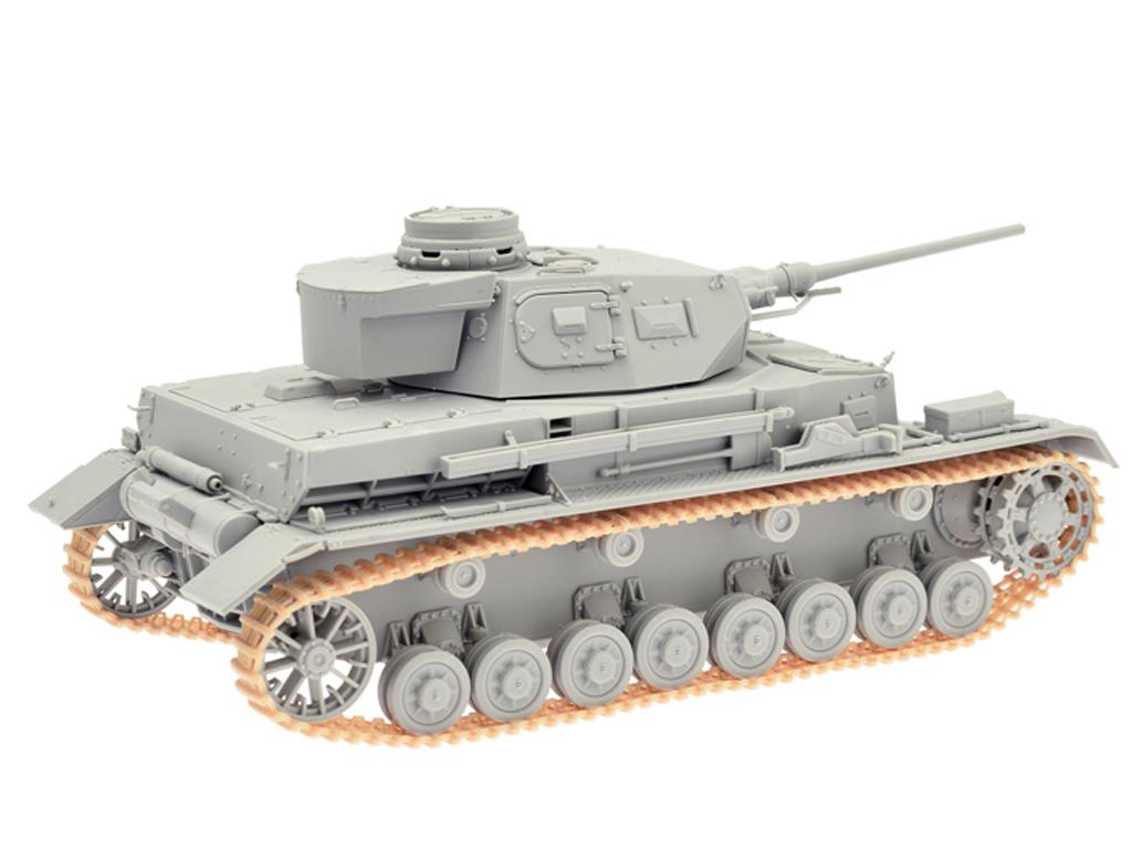Pz.Kpfw.IV Ausf.D w/5cm L/60 (Vista 4)