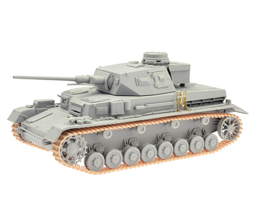 Pz.Kpfw.IV Ausf.D w/5cm L/60 (Vista 5)