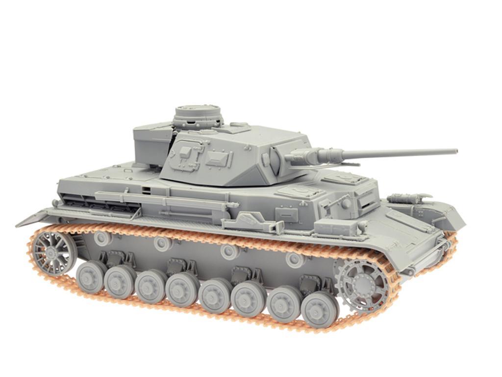 Pz.Kpfw.IV Ausf.D w/5cm L/60 (Vista 7)