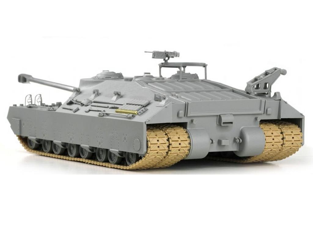 T28 Super Heavy Tank (Vista 5)