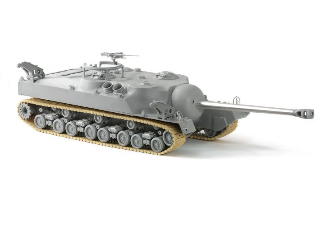 T28 Super Heavy Tank (Vista 8)