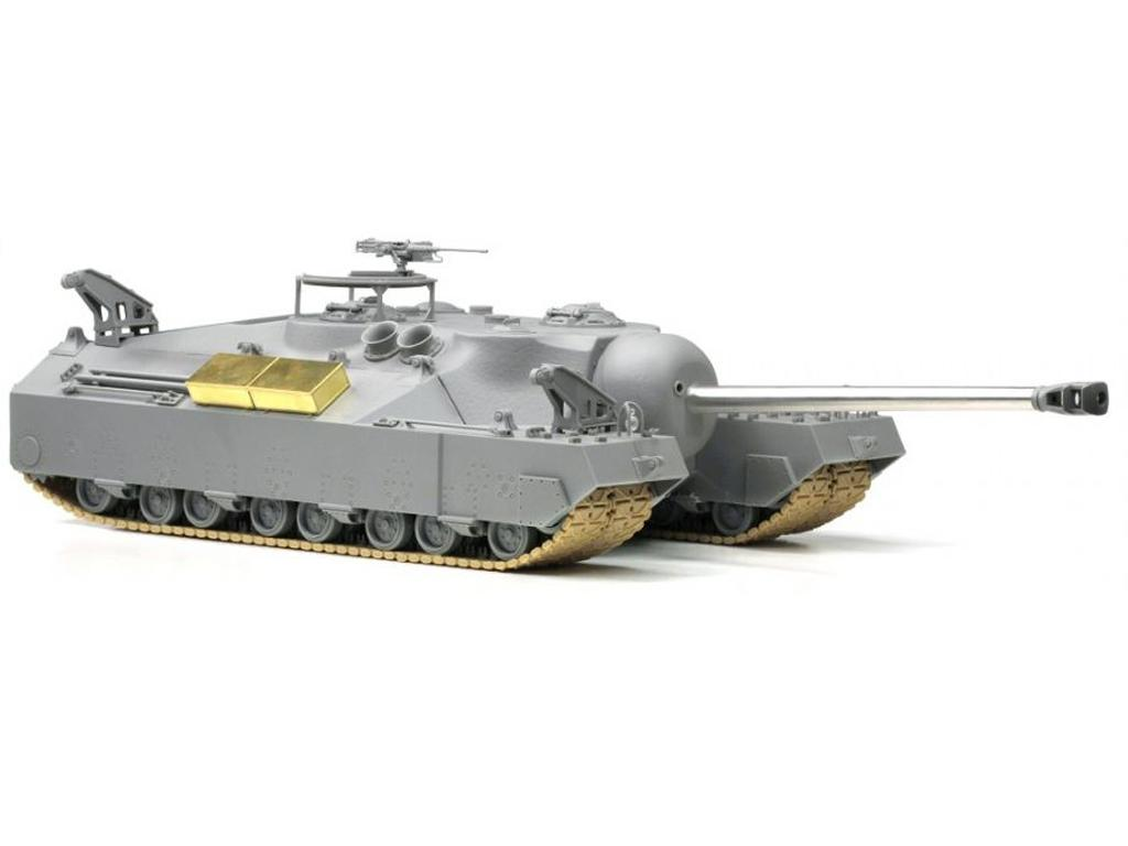 T28 Super Heavy Tank (Vista 9)