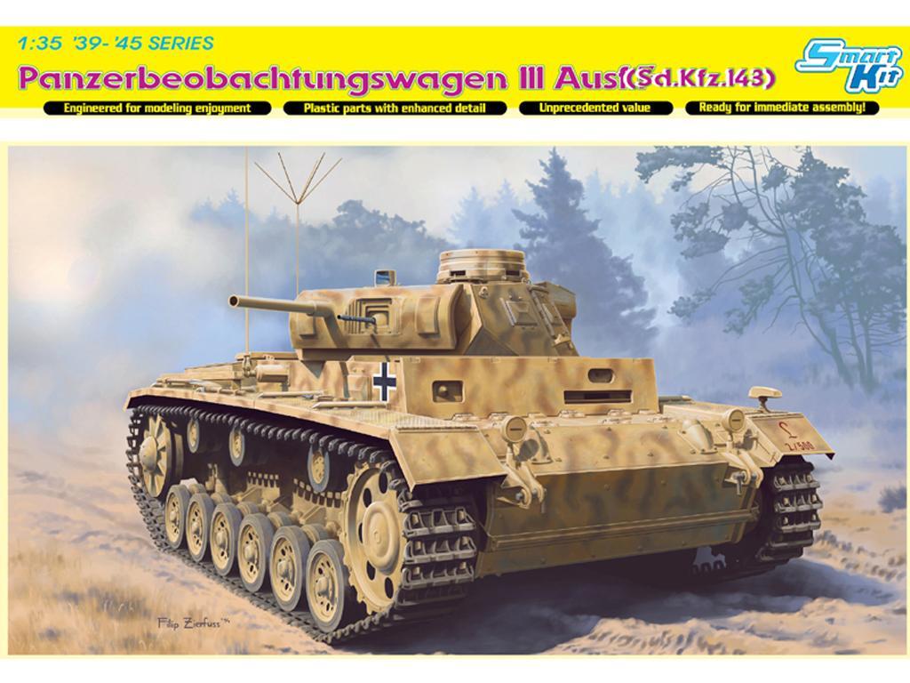German Pz.Beob.Wg.III (Vista 1)