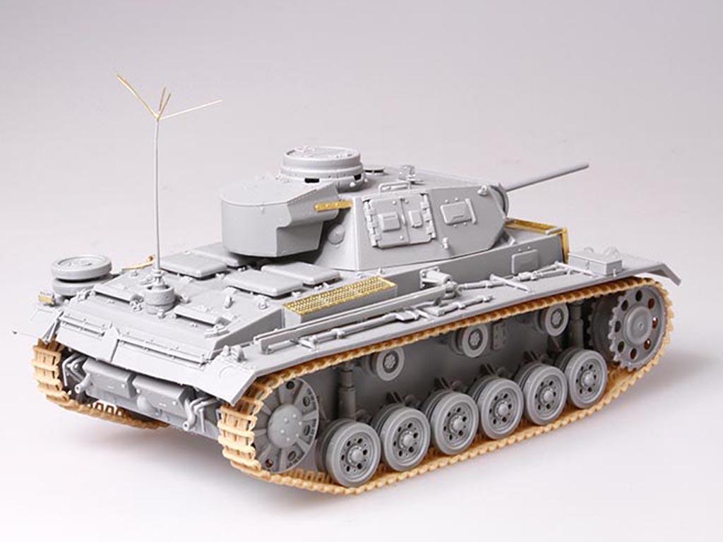 German Pz.Beob.Wg.III (Vista 2)