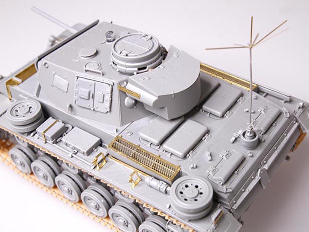 German Pz.Beob.Wg.III (Vista 7)