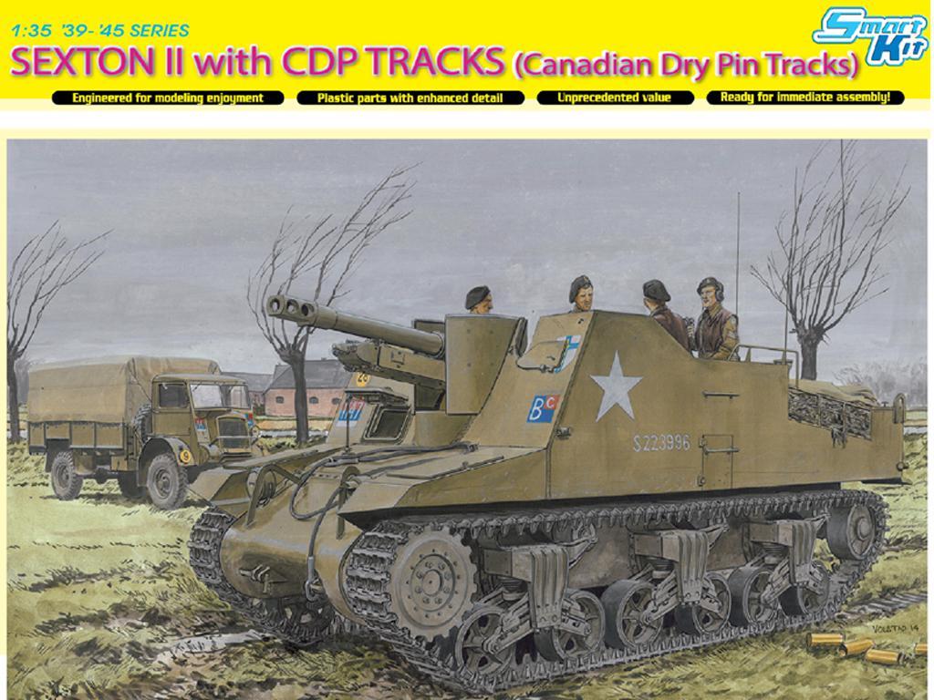 Autopropulsado canadiense Sexton II fina (Vista 1)