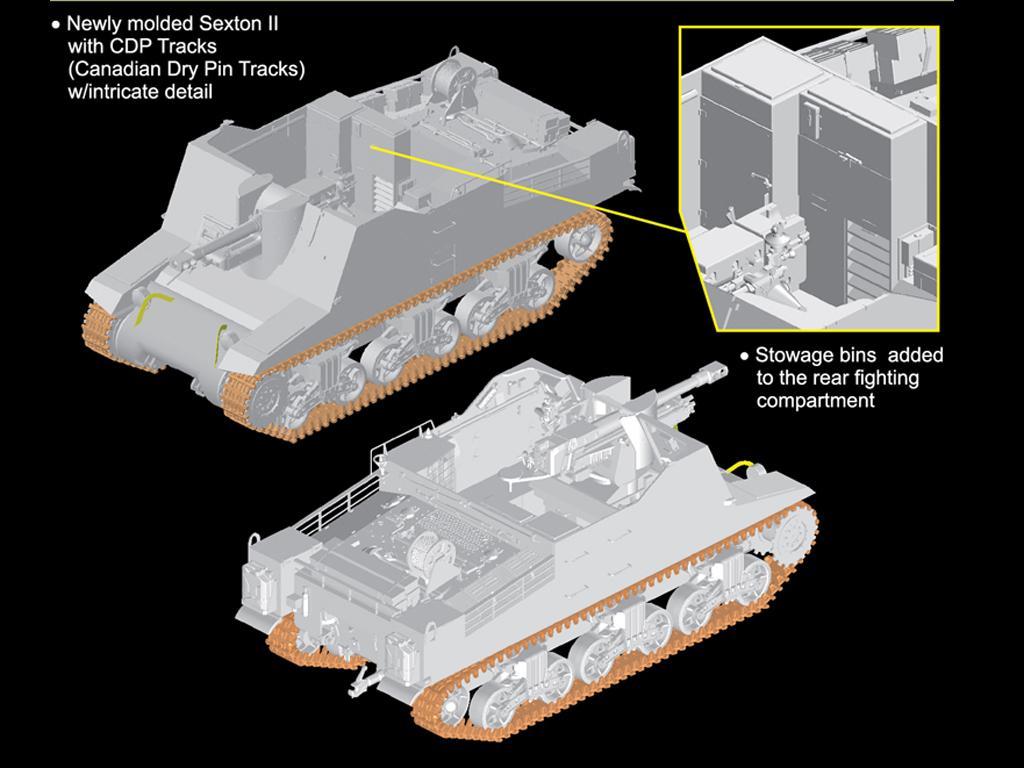 Autopropulsado canadiense Sexton II fina (Vista 3)
