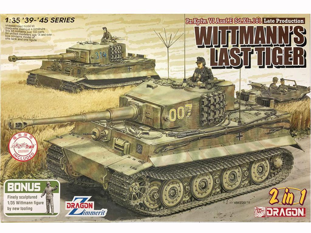 Pz.Kpfw.VI Ausf.E Sd.Kfz.181 Late Production (Vista 1)
