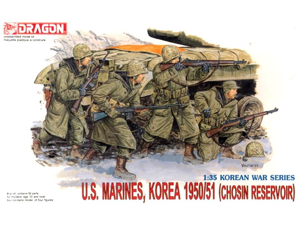 U.S. Marines, Korea 1950/51  (Vista 1)