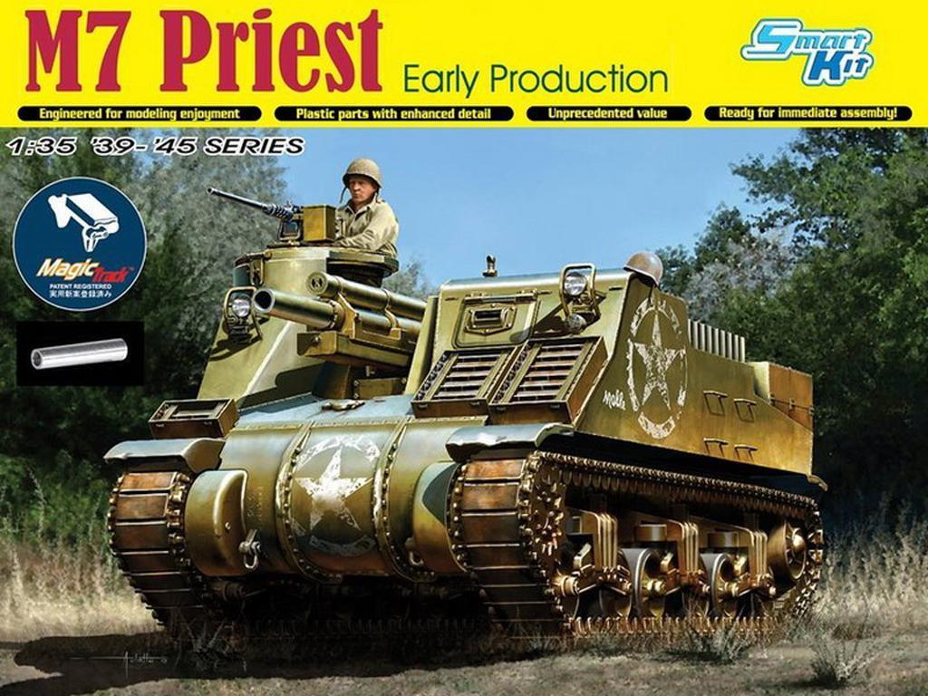 U.S. M7 Priest Early Production (Vista 1)