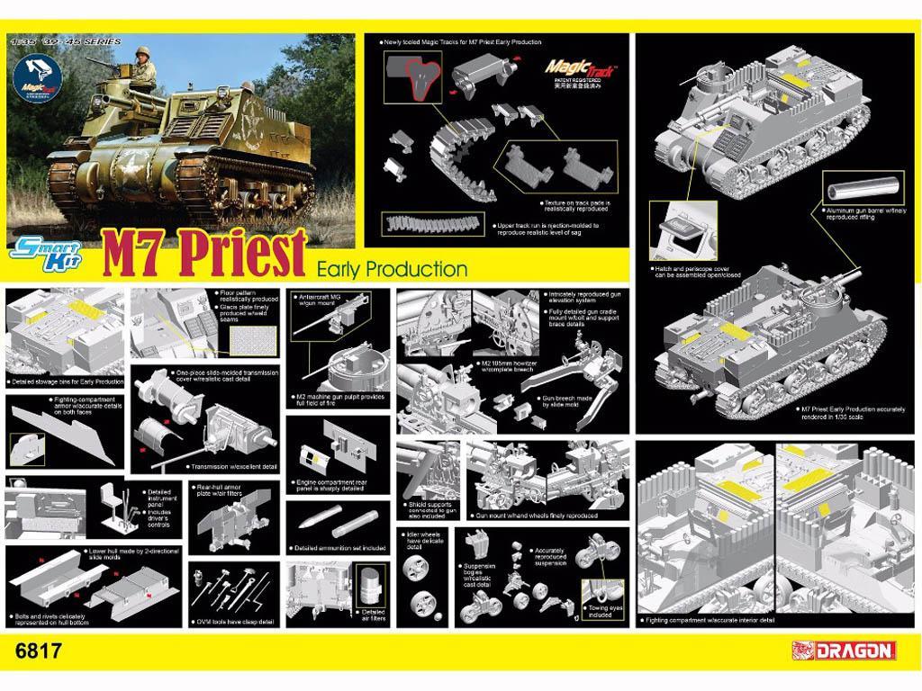 U.S. M7 Priest Early Production (Vista 2)