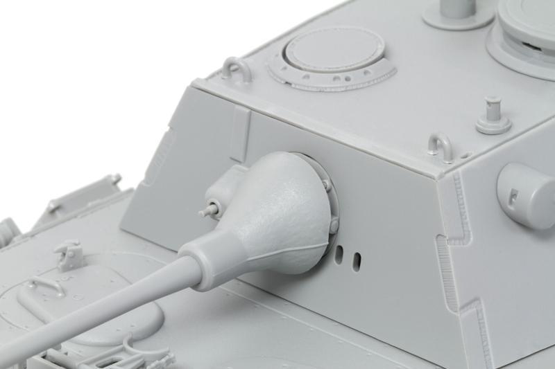 Pz.Beob.Wg.V Panther mit 5cm Kw.K.39/1 (Vista 2)