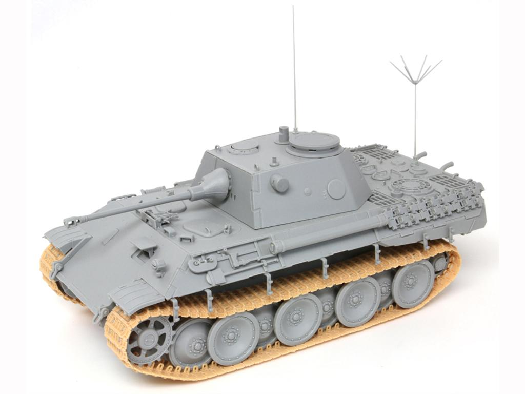 Pz.Beob.Wg.V Panther mit 5cm Kw.K.39/1 (Vista 5)