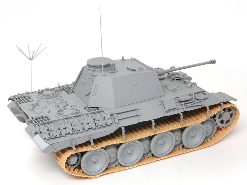 Pz.Beob.Wg.V Panther mit 5cm Kw.K.39/1 (Vista 6)