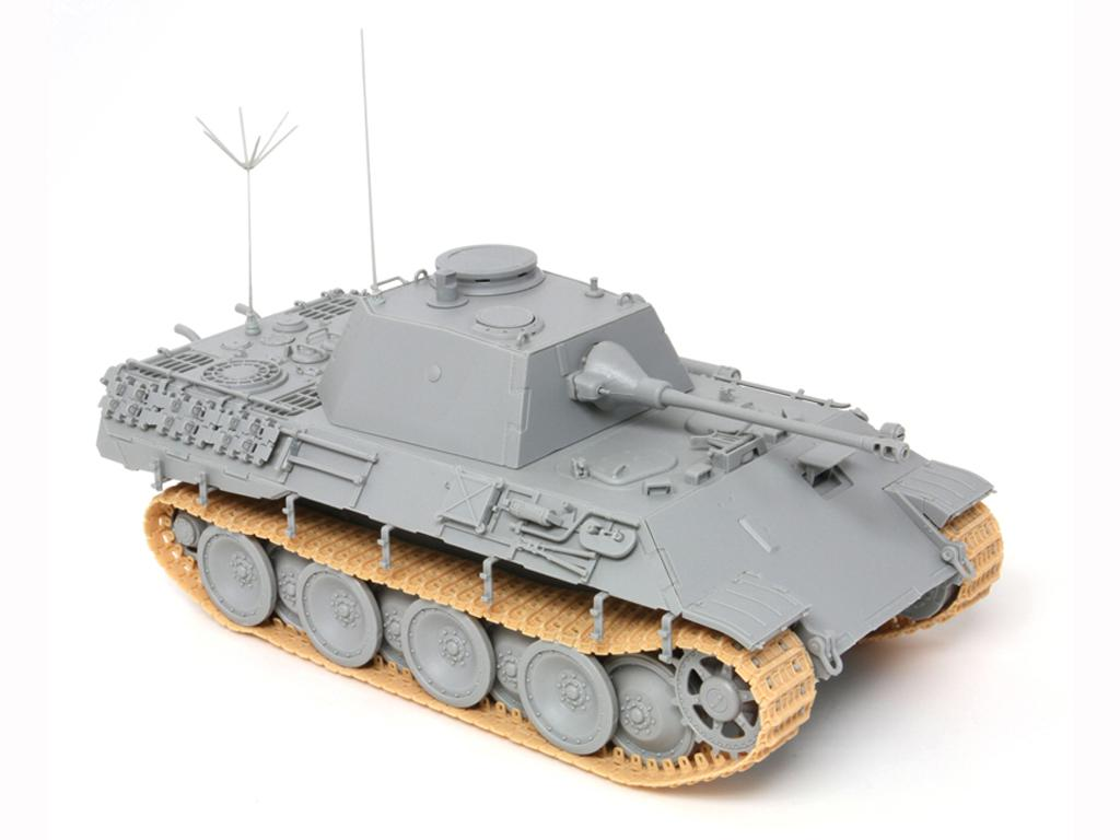Pz.Beob.Wg.V Panther mit 5cm Kw.K.39/1 (Vista 7)