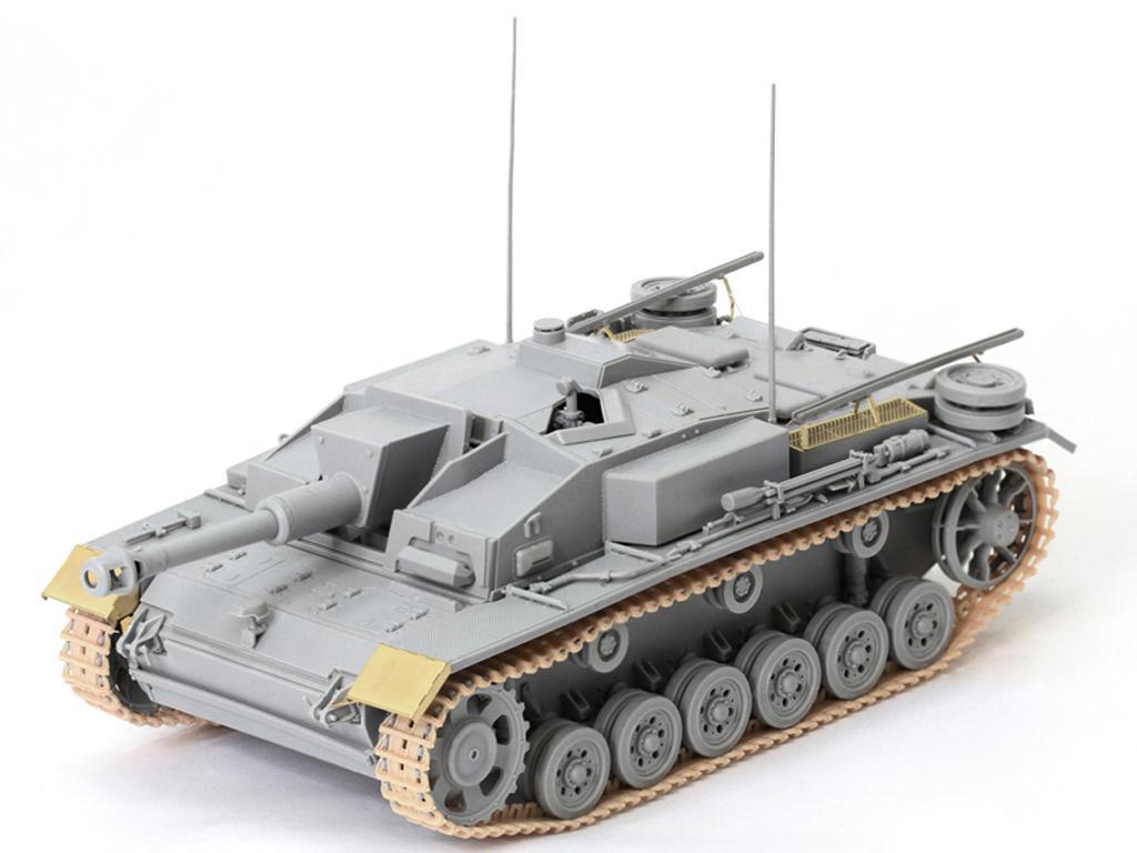 10.5cm stuH42 Ausf.E/F (Vista 3)