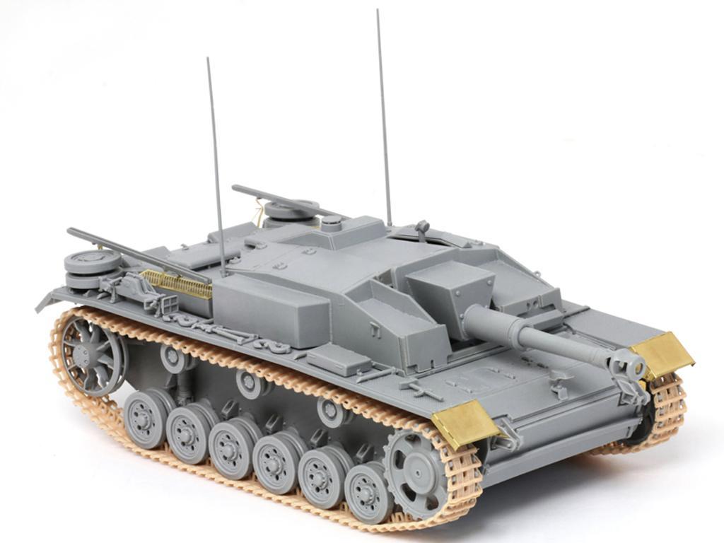 10.5cm stuH42 Ausf.E/F (Vista 4)