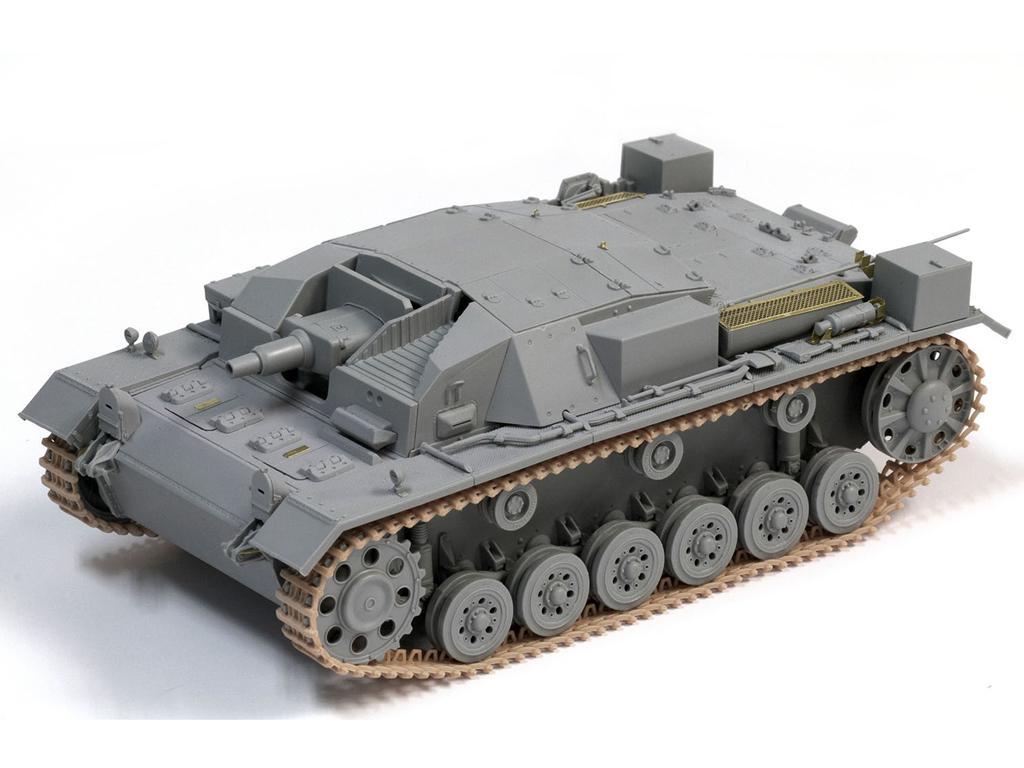 StuG. III Ausf. - A Michael Wittmann, LA (Vista 3)