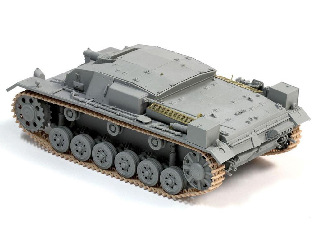 StuG. III Ausf. - A Michael Wittmann, LA (Vista 4)
