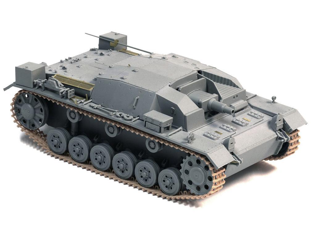 StuG. III Ausf. - A Michael Wittmann, LA (Vista 5)