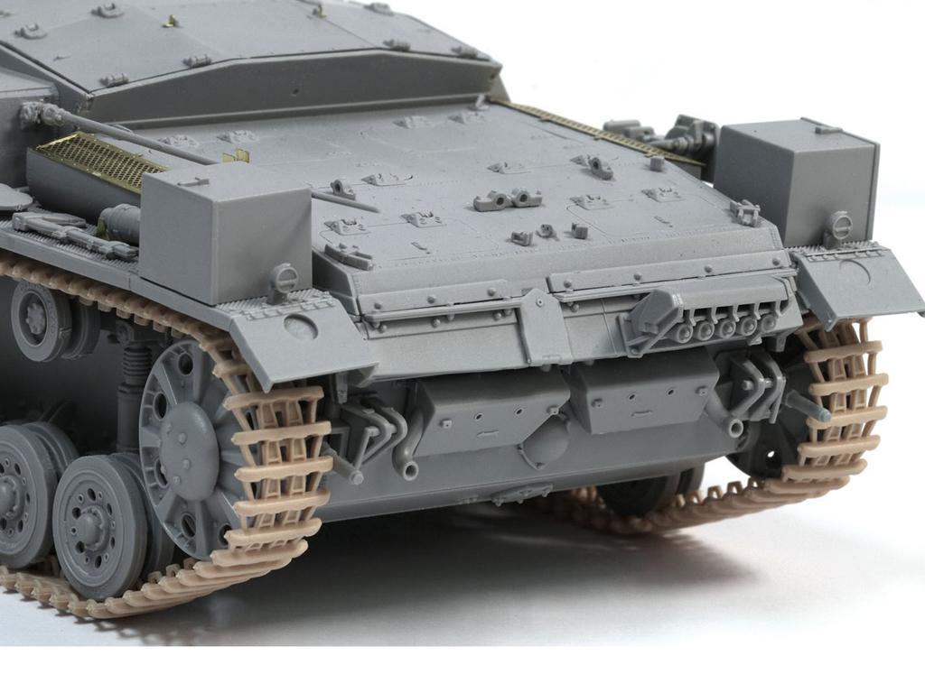 StuG. III Ausf. - A Michael Wittmann, LA (Vista 6)