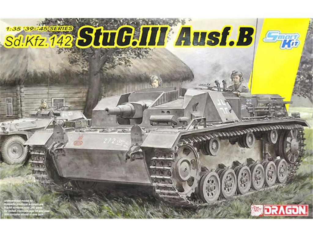 StuG.III Ausf.B (Vista 1)