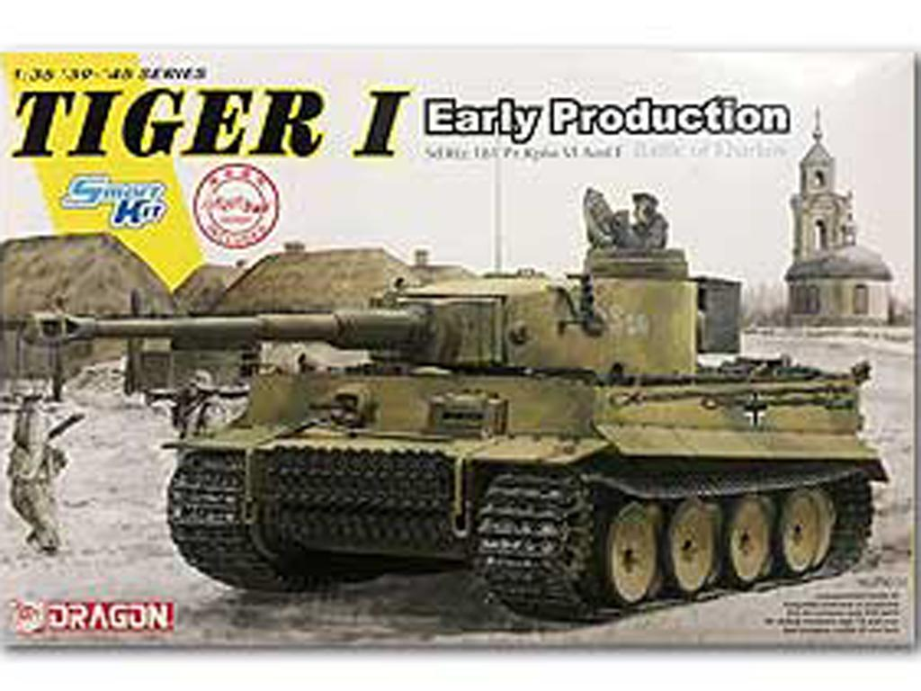 Tiger I Early Production Battle of Kharkov (Vista 1)